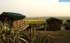 Luxury Safari Tents in the UK | Glamping in the UK
