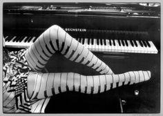 piernas de piano... :)