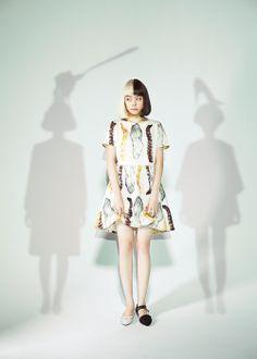 [No.16/18] MELANTRICK HEMLIGHET 2014春夏コレクション | Fashionsnap.com