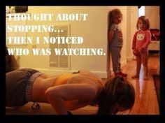 love this! teach our daughters to be healthy and take care of themselves instead unrealistic goals of being ultra skinny