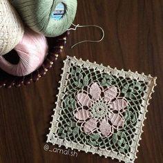 "3,074 Likes, 54 Comments - @_amal.sh on Instagram: ""Have a great day everyone ✨ . . . . #art #design #crochet #crochetaddict #crochetlove…"""
