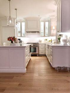 Modern Luxury Kitchens For A Grand Kitchen Elegant Kitchens, Luxury Kitchens, Beautiful Kitchens, Home Kitchens, Dream Kitchens, Updated Kitchen, Diy Kitchen, Kitchen Decor, Kitchen Ideas