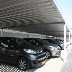Overkappingen en carports voor Peugeot
