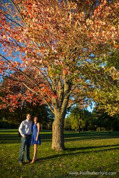 Fall Engagement Photography Brighton Recreation Area and Pumpkin patch with Lauren & Nate photo by Paul Retherford, http://www.paulretherford.com #engagement #fall #michigan #Brighton #PureMichigan #Wedding #Engagementidea #engaged