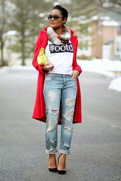 Ashleigh Hutchinson - Asos Jeans - #OOTD
