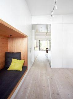 Sanierung einer Altbauwohnung von diiip Architektur in Köln