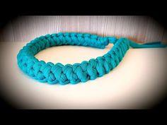 Alça Cordão de Fio de Malha - Alça de Bolsa com Fio de Malha - Tutorial de Crochê - YouTube