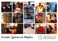 Evento realizado en MTPLUS por los alumnos del Curso Profesional Wedding Planner & Gestión de Eventos