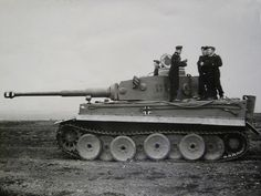 Panzerkampfwagen VI Tiger tank