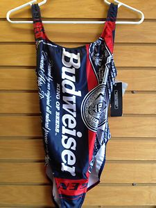 95e2030be35e1 budweiser one piece bathing suit