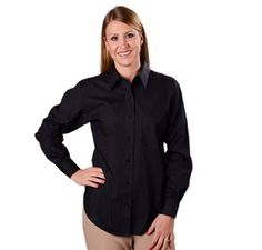 Foxcroft Wrinkle Free Solid Shirt, Basic Fit, Black, Size 16 - http://best-women-shop.xyz/2016/06/23/foxcroft-wrinkle-free-solid-shirt-basic-fit-black-size-16/
