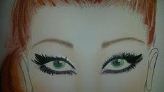 makeup - detail