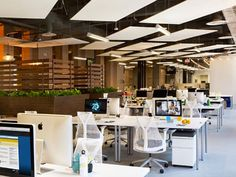 LivingSocial sources everyday deals, but it's the  SAYL chairs in their award-winning DC HQ that enable employees to happily deal with their everyday.