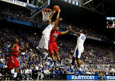 Ole Miss @ KY  I was there! 8 rows from the floor. EXCELLENT!