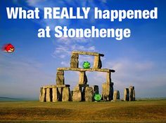 What REALLY happened at Stonehenge!