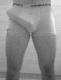 Big monster cock bulge