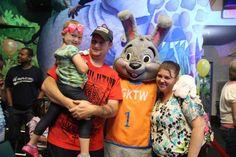 The Jones family with Mayor Clayton! #GKTW www.gktw.org