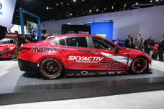 2015 mazda 6 race car - Google Search