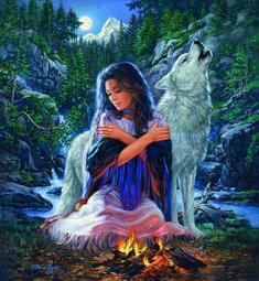 Peaceful Spirit  Russ Docken  kK