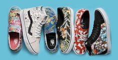 Vans presenta la nuova collezione Disney 'Young at Heart'
