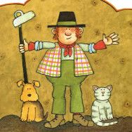 Jamie O'Rourke and the Big Potato Review