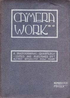 "Alfred Stieglitz ""CAMERA WORK Number XXXI"", 1910"