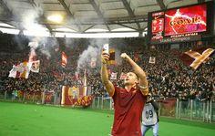 Blog Esportivo do Suíço: Felipe Anderson marca, mas Totti brilha em empate de clássico italiano