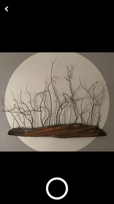 Ideas Drift Wood Art For 2019 art diy art easy art ideas art painted art projects Nature Crafts, Home Crafts, Diy Home Decor, Art Crafts, Driftwood Projects, Driftwood Art, Driftwood Mobile, Driftwood Wreath, Twig Art