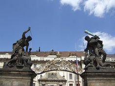 Prague Castle, #czechrepublic #castle #beautifulplaces