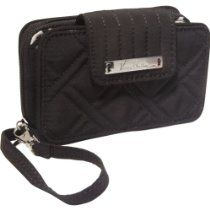 Vera Bradley Smartphone Wristlet - Solids //  Description Larger all-in-one phone case and wallet; The snap flap on the phone compartment is secure, yet easy to access; Fits an iPhone in a case; Zip-around compartment reveals three card slips, a bill compartment, a gusseted coin purse and easy access to the outer ID window. //   Details   Sales Rank: #299745 in Apparel & Accessories  Size: One// read more >>> http://Kincaid777.iigogogo.tk/detail3.php?a=B00D9SF4GA