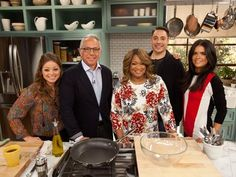 "The Kitchen-Food Network's new ""talk show"" and I love it!"