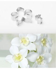 Singapur Orquídea cortador