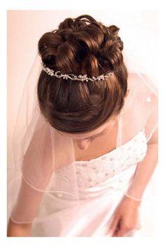 Hairstyles, Bridal Updos With Tiara: Hairstyles with tiara