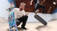 CAN AARON WIN HEELFLIPS ONLY GAME OF SKATE?! – Braille Skateboarding: Source: Braille Skateboarding