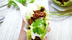 "Beef ""Tacos"" · Low Carb Zen"
