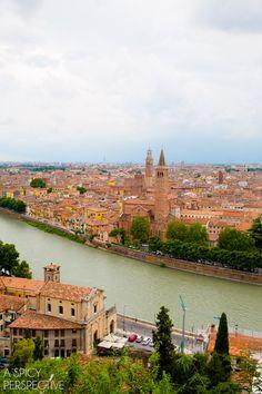 Beautiful Verona Italy #travel #italy #traveltuesday