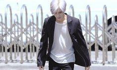 Handsome Purple Hair Taemin 2015  - lee-taemin Photo