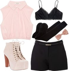 """""""Untitled #21"""" by this-is-it ❤ liked on Polyvore"""