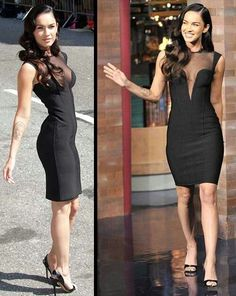 Megan Fox- that dress and hair!!