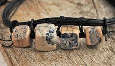 Ewelina Suchanek raku beads