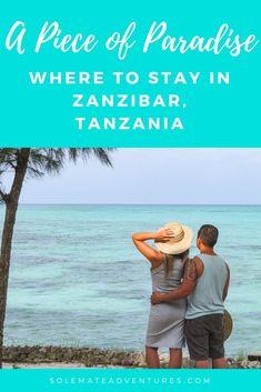 Where to Stay in Zanzibar, Tanzania Seasons Lodge: A piece of paradise in Zanzibar #zanzibar #tanzania #africa #hotelreview