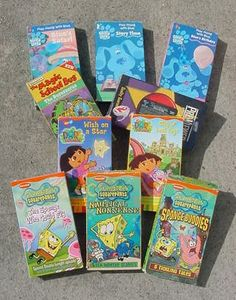 Electronics, Cars, Fashion, Collectibles, Coupons and Magic School Bus, Blues Clues, Kids Videos, Spongebob, Cool Things To Buy, Ebay, Cool Stuff To Buy, Sponge Bob