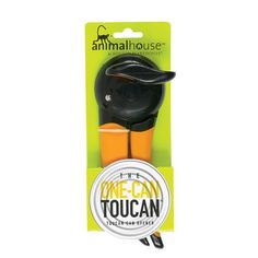 Toucan Can Opener now featured on Fab.