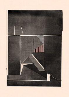 Jesús Perea / 2015 Abstract composition 602 Giclee print - 60 x 84 cm Limited edition (20) www.jesusperea.com