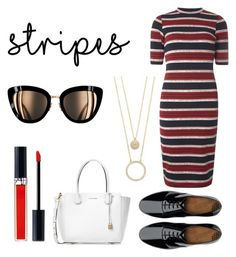 """""""Untitled #5"""" by clara-s-silvestre ❤ liked on Polyvore featuring Michael Kors, Kate Spade, Dorothy Perkins, Christian Dior and FitFlop"""