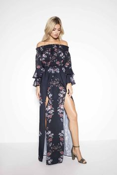 Fairy tale maxi dress sheiks