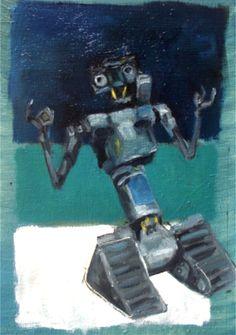 short circuit number 5 johnny 5 robot 1986 1988 pinterest rh pinterest com