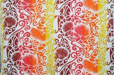 "<ul>  	<li>Hawaiian print polyester cotton blend fabric.</li>  	<li>65% polyester and 35% cotton fabric.</li>  	<li>Colors and shapes of this picture may vary from the original fabric.</li>  </ul>  <p style=""text-align: center;"">[Additional information below is based on a yard of this material]</p>"