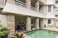 Sold Mona Road (Access via Darling Point Road), Darling Point NSW 2027 on 08 Nov 2016 - 2013164838 Nov 2016, Exterior, Mansions, House Styles, Image, Home Decor, Luxury Houses, Interior Design, Outdoor Rooms