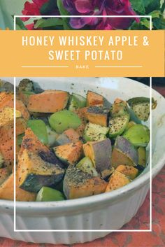 Fall is here! And with that comes all the fabulous fall produce. Two of my favorites are apples and sweet potatoes which I especially love together. Check out this yummy and healthy apple and sweet potato bake recipe as a great side dish to your fall meals.